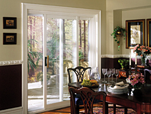 Window World Patio Doors Extend Your Homeu0027s Ambience To The Great Outdoors,  Visually Expanding And Brightening Any Room. And The Expanded Glass Area  Means ...
