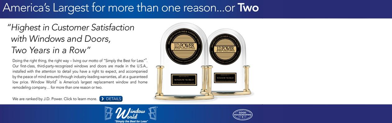 Windows and Doors Customer Satisfaction Award